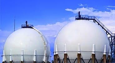 Газовые резервуары